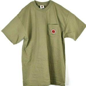 Other - Vintage Lucky Strike Cigarettes Pocket T Shirt 90s